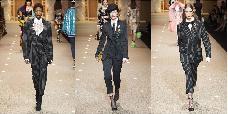 ELLE Việt Nam - Dolce & Gabbana hòa vào cuộc chơi công nghệ với bộ sưu tập Thời trang Tín ngưỡng (30)