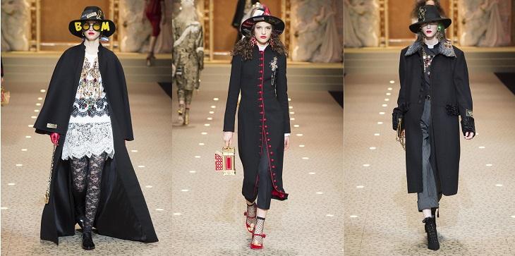 ELLE Việt Nam - Dolce & Gabbana hòa vào cuộc chơi công nghệ với bộ sưu tập Thời trang Tín ngưỡng (5)