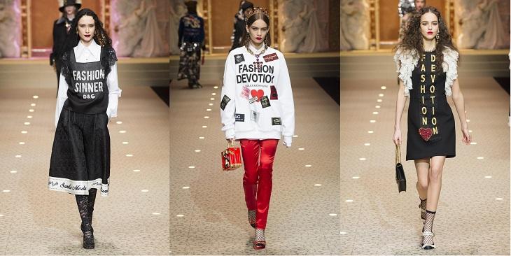 ELLE Việt Nam - Dolce & Gabbana hòa vào cuộc chơi công nghệ với bộ sưu tập Thời trang Tín ngưỡng (7)
