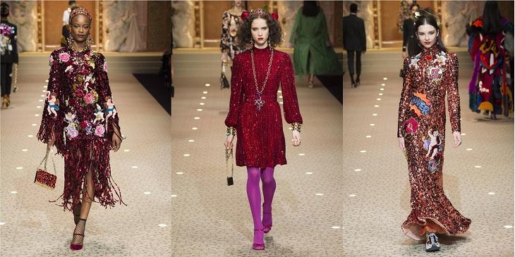 ELLE Việt Nam - Dolce & Gabbana hòa vào cuộc chơi công nghệ với bộ sưu tập Thời trang Tín ngưỡng (8)