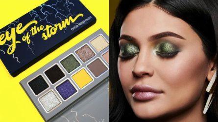 Mỹ phẩm Kylie Jenner tạo bão nghĩa đen với BST mang tên con gái – Stormi