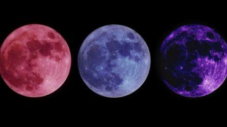 Chọn một mặt trăng và nghe dự đoán về tương lai gần của bạn