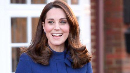 Công nương Kate Middleton ủng hộ sáng kiến về thời trang bền vững