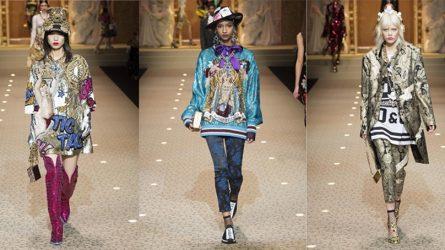 Dolce & Gabbana hòa vào cuộc chơi công nghệ với bộ sưu tập