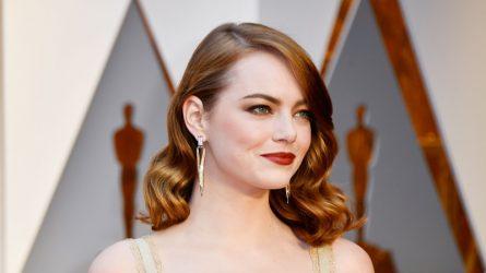 Cách chăm sóc da xa xỉ giúp Emma Stone đẹp