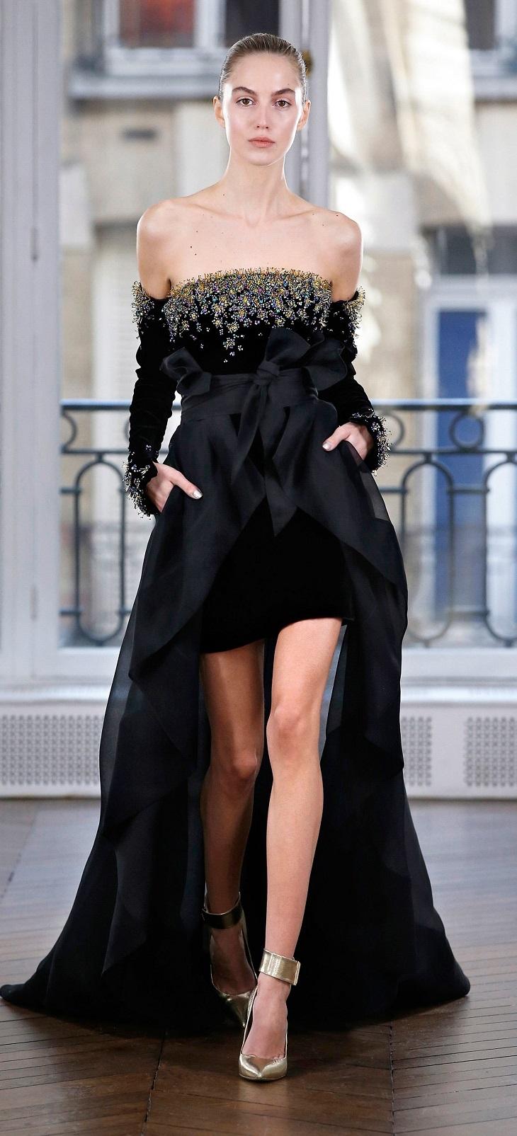 """ELLE Việt Nam - Ralph & Russo hớp hồn phái đẹp với cảm hứng """"Parisian Girl"""" trong bộ sưu tập mới (10)"""