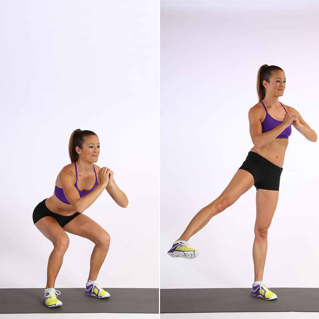 bài tập squat đúng cách 8