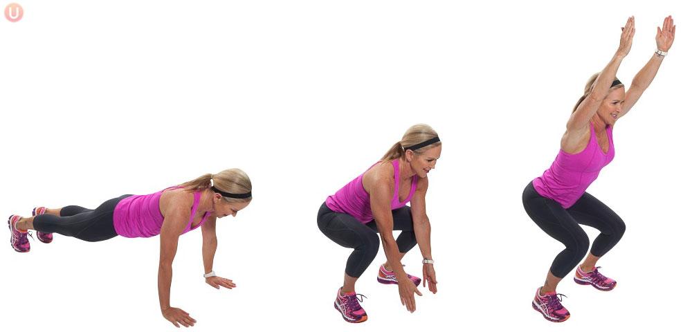 bài tập squat đúng cách 9