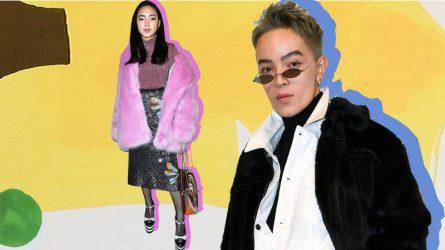 Châu Bùi, Kelbin Lei mặc gì khi tham dự Paris Fashion Week Thu - Đông 2018?
