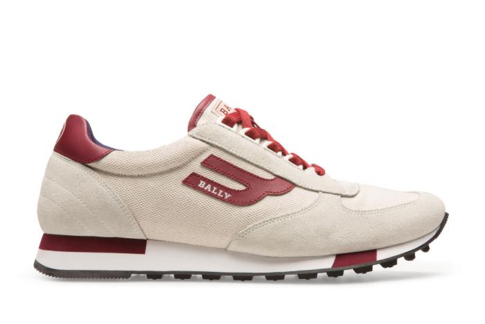 Bally 5 giay sneaker unisex