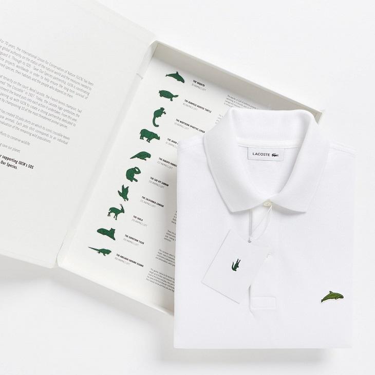 ELLE Việt Nam - Không còn cá sấu huyền thoại, Lacoste thay logo kêu gọi bảo vệ động vật gặp nguy hiểm (7)