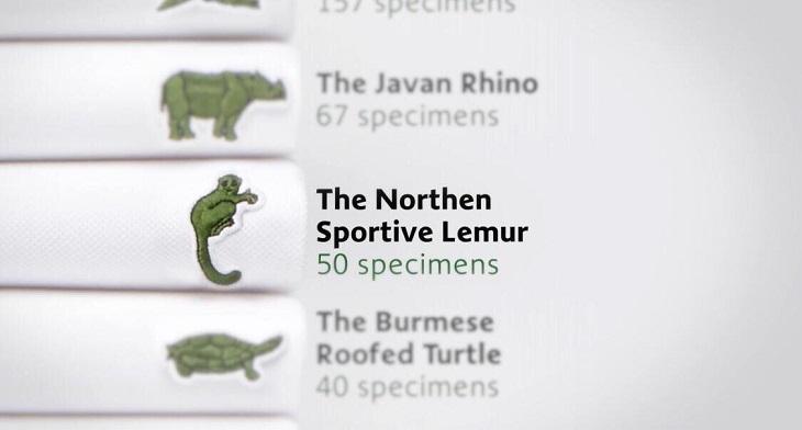 ELLE Việt Nam - Không còn cá sấu huyền thoại, Lacoste thay logo kêu gọi bảo vệ động vật gặp nguy hiểm (8)