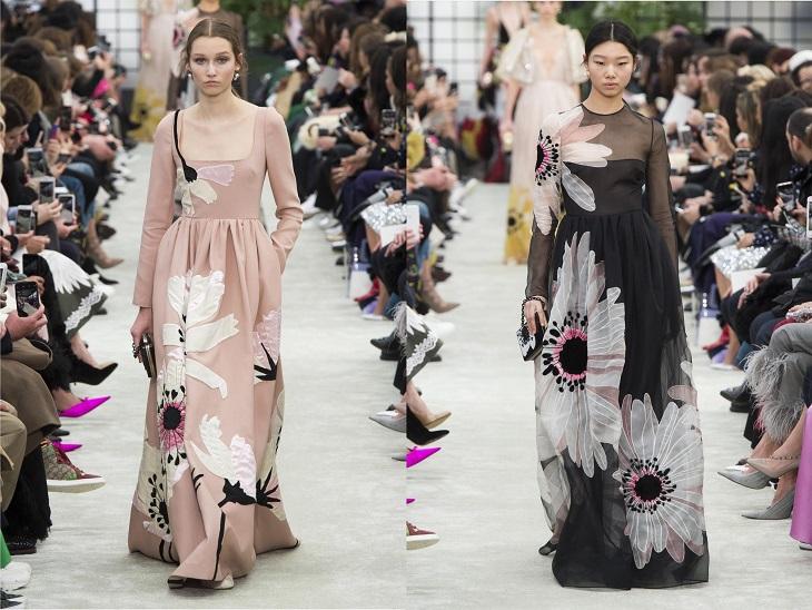 """ELLE Việt Nam - Say trong giấc mơ mùa hạ cùng """"khu vườn địa đàng"""" của Valentino 2018 (22)"""