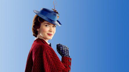 Vừa thắng lớn tại Oscar, hãng Disney tung teaser trailer Mary Poppins Returns