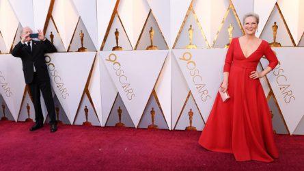 Những cặp đôi đáng yêu nhất trên thảm đỏ Oscar 2018