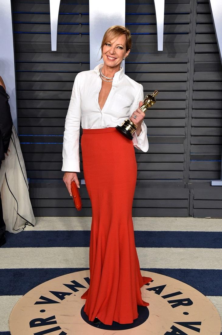 ELLE Việt Nam - Tiếp nối lễ trao giải, thảm đỏ Oscar 2018 lại rực rỡ sắc màu với thời trang after-party (2)