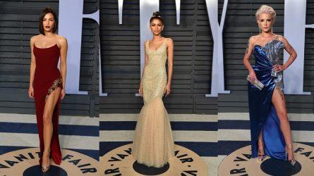 Top những chiếc đầm đẹp mắt nhất của các ngôi sao Hollywood tham dự Oscar After-Party