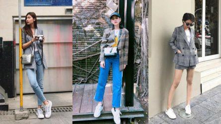 Không chỉ sao Việt, các fashionista quốc tế vẫn đang say trong