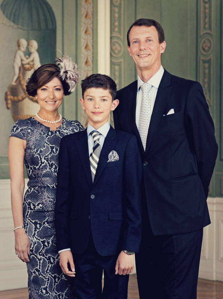 """Ít ai biết trước gia nhập vào làng mẫu, hoàng tử Đan Mạch đã kế thừa """"huyết mạch"""" thời trang từ gia đình Hoàng tộc"""