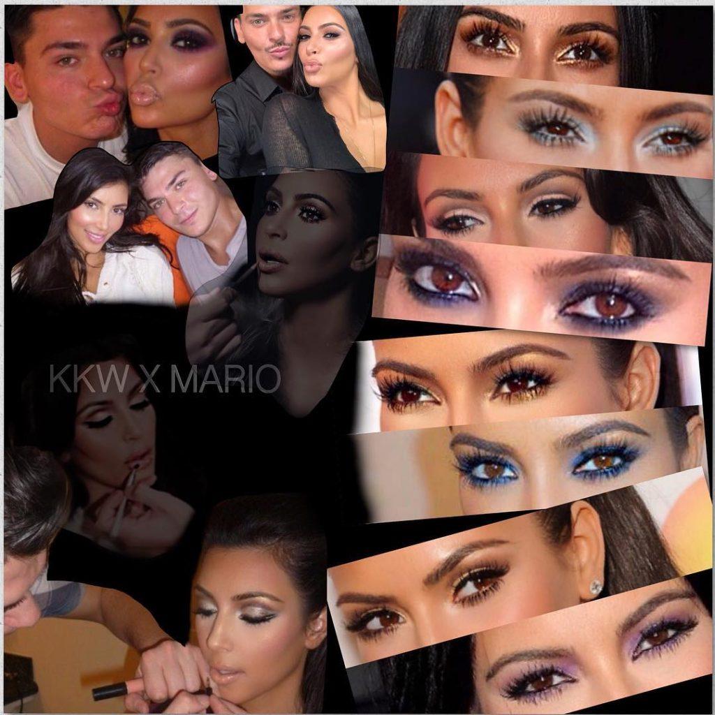 nguyên tắc trang điểm đẹp của kim kardashian 1