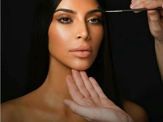 nguyên tắc trang điểm đẹp của kim kardashian 6 1