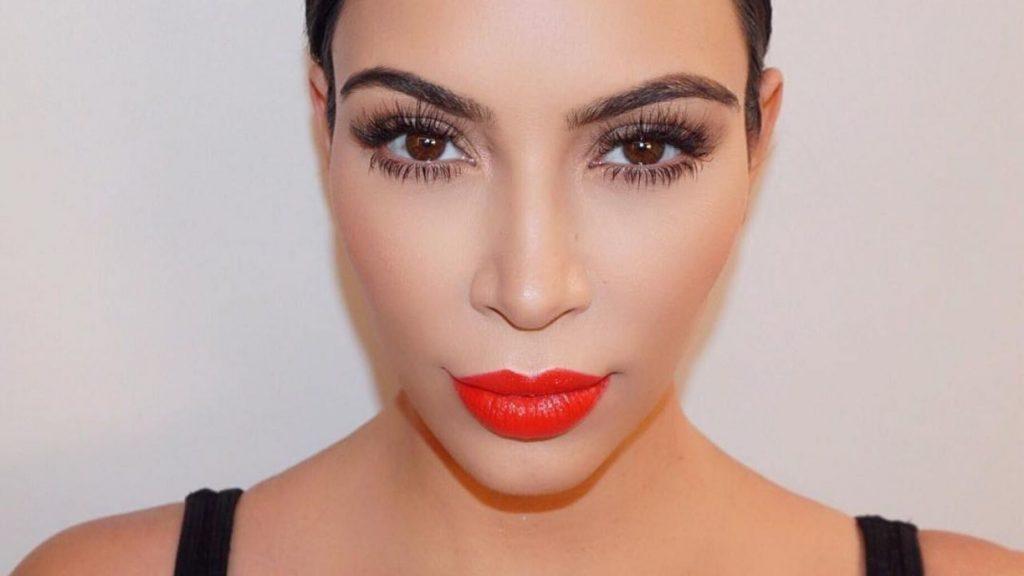 nguyên tắc trang điểm đẹp của kim kardashian 7