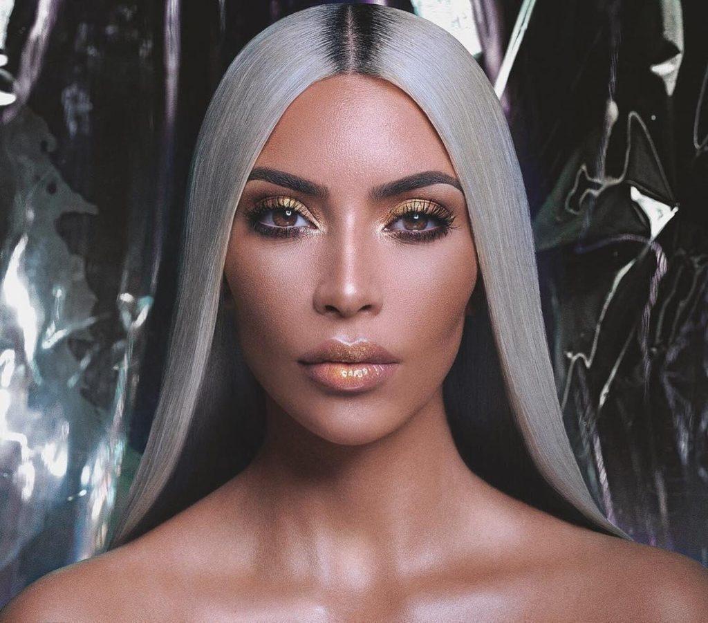 nguyên tắc trang điểm đẹp của kim kardashian