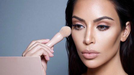 Giải mã nguyên tắc trang điểm đẹp sắc sảo của Kim Kardashian
