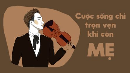 [ELLE Voice] Nghệ sĩ violin Hoàng Rob - Cuộc sống chỉ trọn vẹn khi còn mẹ