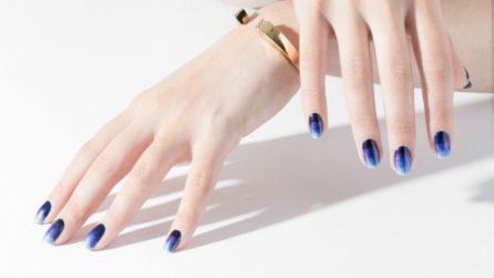 Cách tự sơn móng tay đẹp theo xu hướng Ombré sành điệu