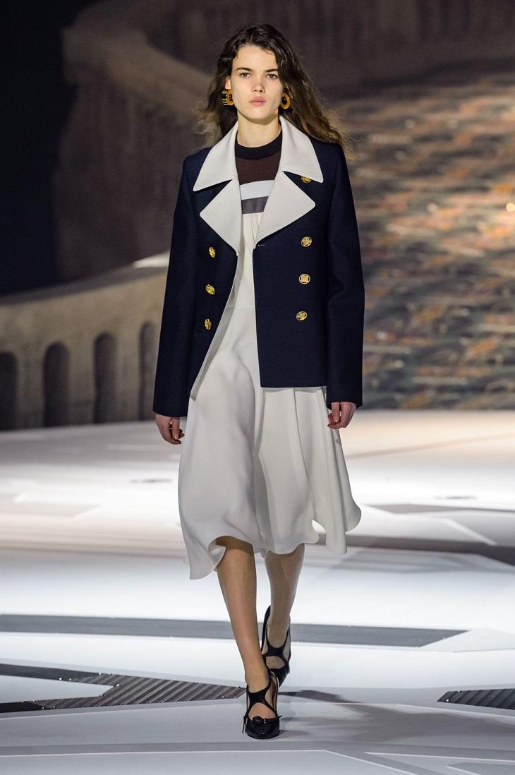 ELLE Việt Nam - Mãn nhãn với cảm hứng thời đại trong bộ sưu tập mùa thu Louis Vuitton 2018 (13)