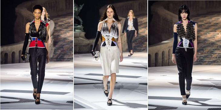 ELLE Việt Nam - Mãn nhãn với cảm hứng thời đại trong bộ sưu tập mùa thu Louis Vuitton 2018 (2)