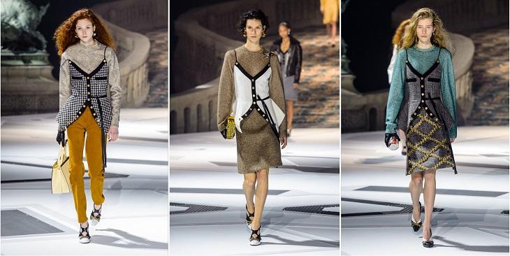 ELLE Việt Nam - Mãn nhãn với cảm hứng thời đại trong bộ sưu tập mùa thu Louis Vuitton 2018 (21)