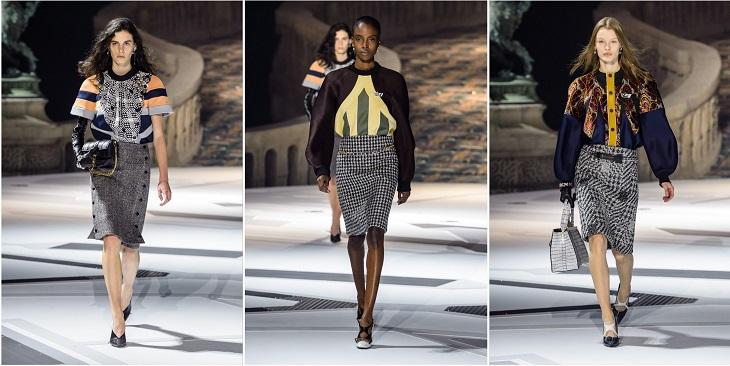 ELLE Việt Nam - Mãn nhãn với cảm hứng thời đại trong bộ sưu tập mùa thu Louis Vuitton 2018 (22)