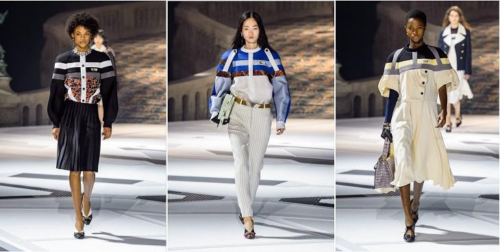 ELLE Việt Nam - Mãn nhãn với cảm hứng thời đại trong bộ sưu tập mùa thu Louis Vuitton 2018 (23)