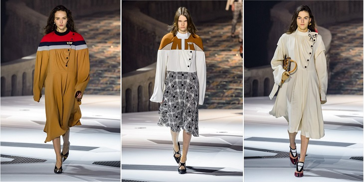 ELLE Việt Nam - Mãn nhãn với cảm hứng thời đại trong bộ sưu tập mùa thu Louis Vuitton 2018 (3)
