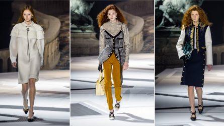Louis Vuitton Thu - Đông 2018 là một buổi triển lãm phong cách đa chiều