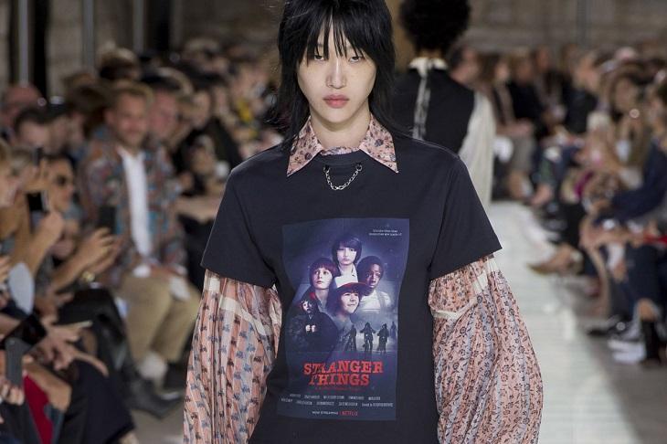 ELLE Việt Nam - Mãn nhãn với cảm hứng thời đại trong bộ sưu tập mùa thu Louis Vuitton 2018 (8)
