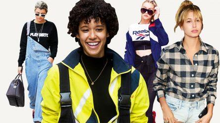 23 xu hướng thời trang thập niên 90s đang trở lại mạnh mẽ