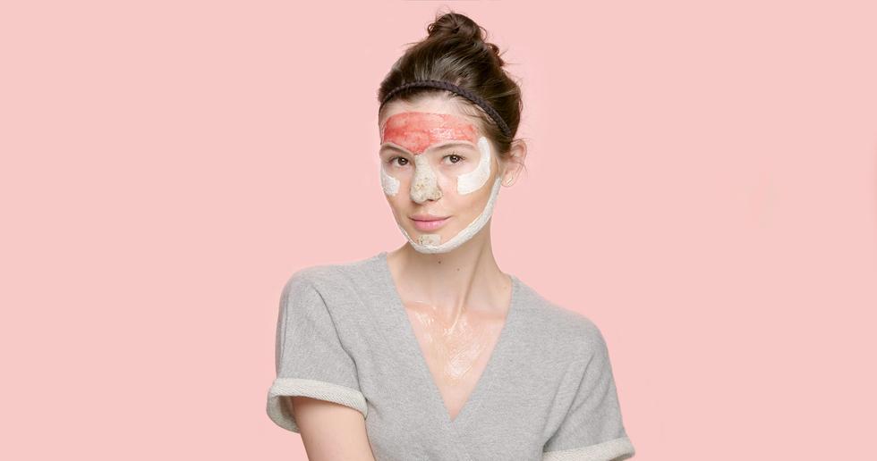 Cách chăm sóc da hỗn hợp bằng phương pháp Multi-Mask
