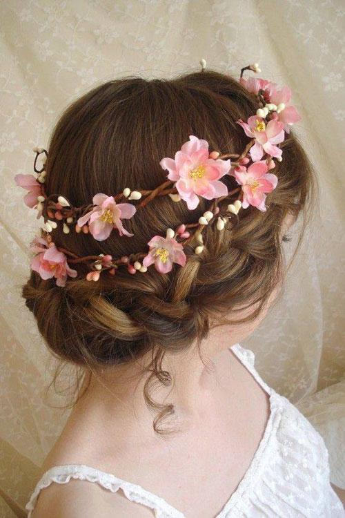 những kiểu tóc đẹp dễ thực hiện 2