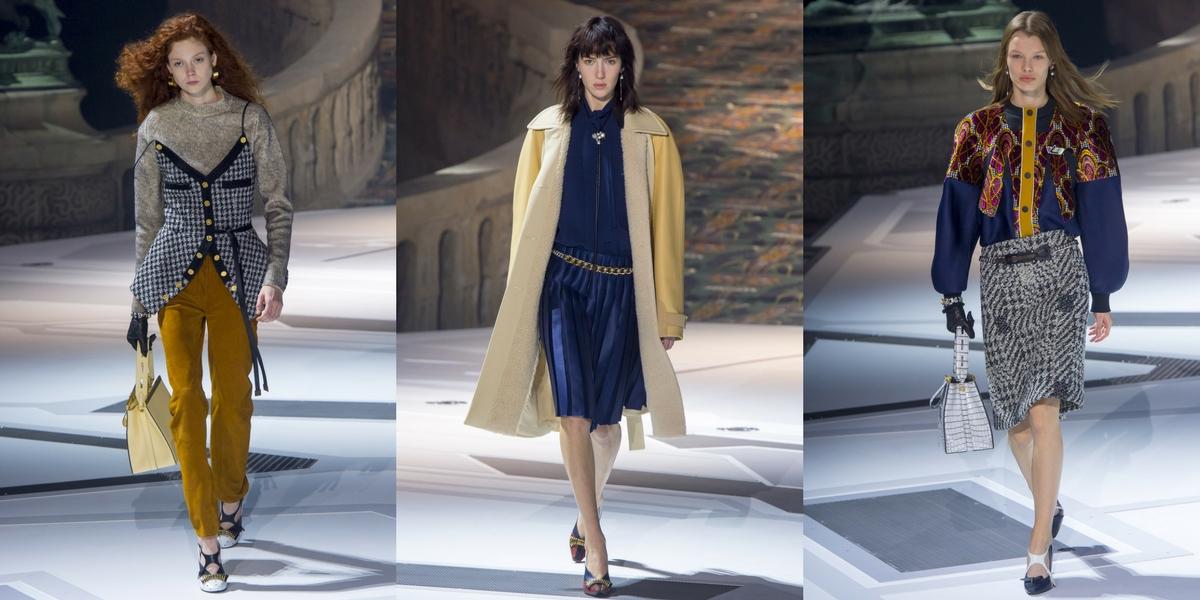 Tuần lễ thời trang Paris Thu-Đông 2018 1