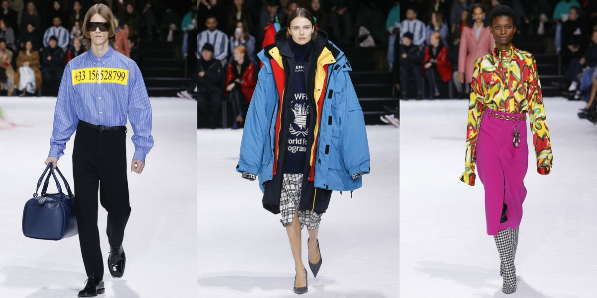 Tuần lễ thời trang Paris Thu-Đông 2018 3