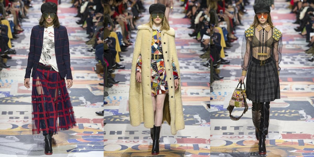 Tuần lễ thời trang Paris Thu-Đông 2018 5