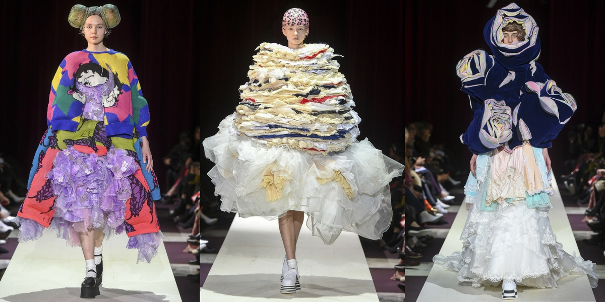 Tuần lễ thời trang Paris Thu-Đông 2018 9