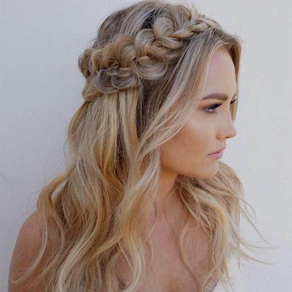 những kiểu tóc đẹp dễ thực hiện 3