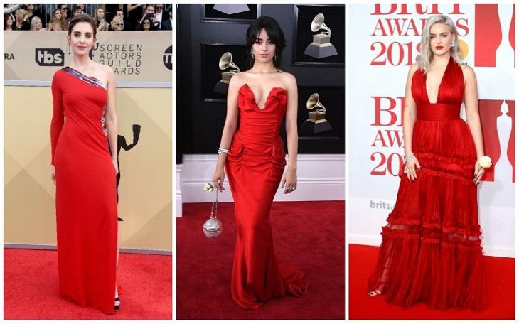 ELLE Việt Nam - Những gam màu thời trang càn quét thảm đỏ các buổi lễ trao giải (7)