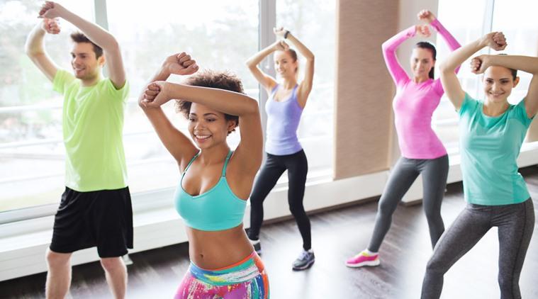 bài tập giảm cân zumba 3