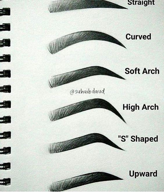 cách kẻ lông mày đẹp 1
