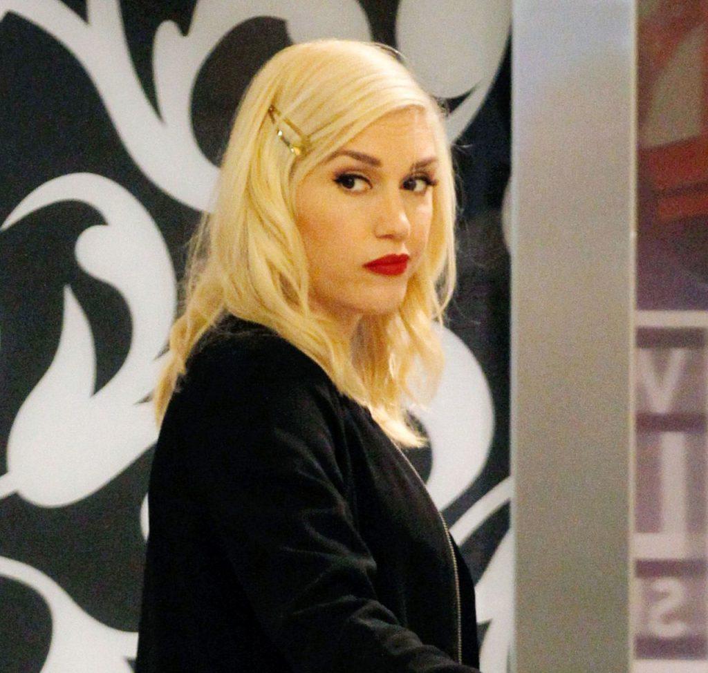 xu hướng làm đẹp kẹp tóc Gwen Stefani 8